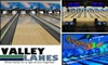 Valley Lanes  - Raleigh West: $5 for 3 Games and Shoe Rental at Valley Lanes Bowling (Up to $15.75 Value)