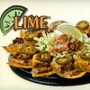 $7 for Fare at Lime Fresh Mexican Grill