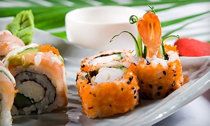 7 Seas Sushi Lounge, Sports Bar & Grill - Garden Grove: $15 for $30 Worth of Dinner and Drinks at 7 Seas Sushi Lounge, Sports Bar & Grill in Garden Grove (or $10 for $20 of Lunch)