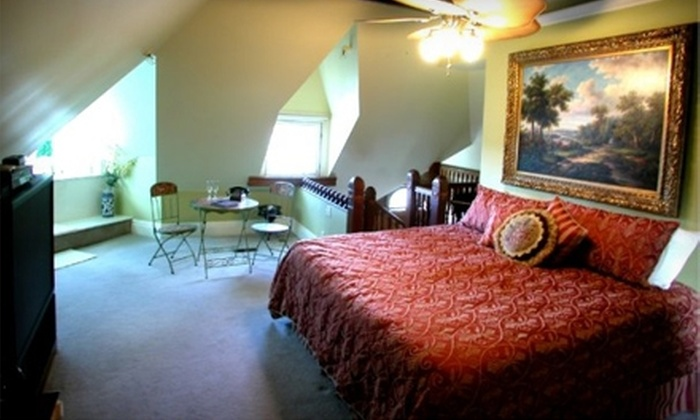 Hines Mansion - Provo: $115 for a One-Night Stay and Breakfast for Two at Hines Mansion in Provo