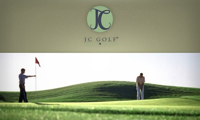 Twin Oaks Golf Course - San Marcos: $76 for 18 Holes of Golf for Two People Plus a Cart at JC Golf's Twin Oaks Golf Course in San Marcos (Up to $152 Value)