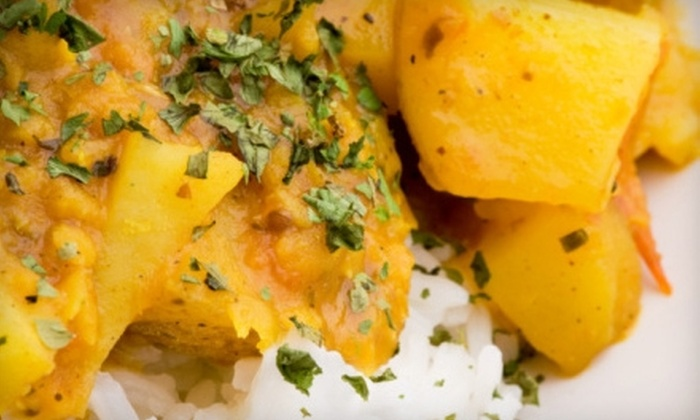 India Kitchen - Sky Lake: $10 for $20 Worth of South Indian Cuisine and Drinks at India Kitchen
