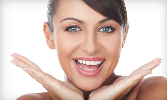 Smiles NYC - Smiles NYC - Store Front: Dental-Exam Package or Zoom! Whitening Treatment with In-Office or Take-Home Options at Smiles NYC (Up to 94% Off)