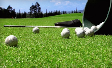 9-Hole Round of Golf for Two at 9 Moons Pitch & Putt (a $18 value) - Doc's Golf Centre in Penticton