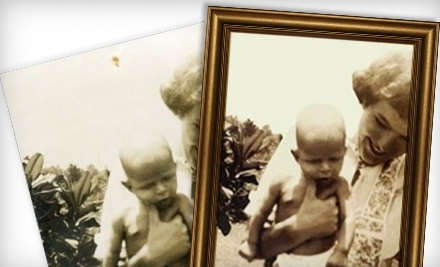 Mikal Brooke Photography: $65 Groupon for Photo Digitization - Mikal Brooke Photography in