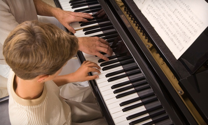 Haynes Music Studio - Multiple Locations: Three Music Lessons for Children Up to 3, 3–5, or 5–9 at Haynes Music Studio