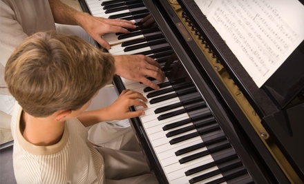 Three 30-Minute Music Lessons for Children Up to 3 Years Old (a $20 value) - Haynes Music Studio in Columbia