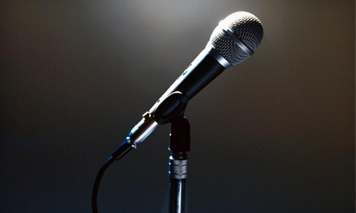 Philadelphia Comedy Academy - Center City West: $75 for a Standup-Comedy Workshop at Philadelphia Comedy Academy ($150 Value)