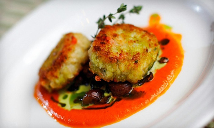 Trio on the Bay - North Bay Village: $20 Worth of Upscale Surf 'n' Turf Cuisine