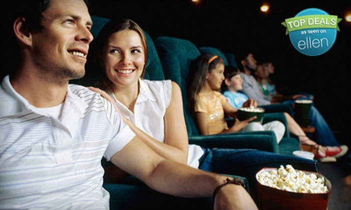 Lake Cinemas 8 - Barberton: $13 for a Movie Outing for Two at Lake Cinemas 8 (Up to $27.75 Value)