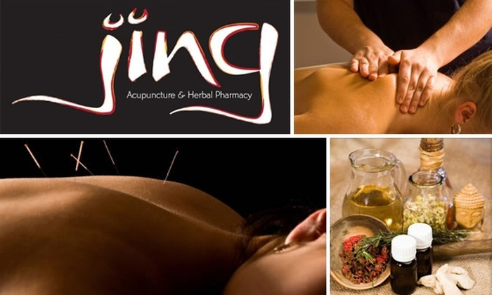 Jing Acupuncture & Herbal Pharmacy - Greenwood Village: $40 for a 60-Minute Acupuncture Session at Jing Acupuncture & Herbal Pharmacy