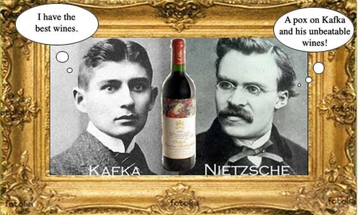Kaftka Wine - Chicago: $30 Gift Certificates to Kafka Wine for $20