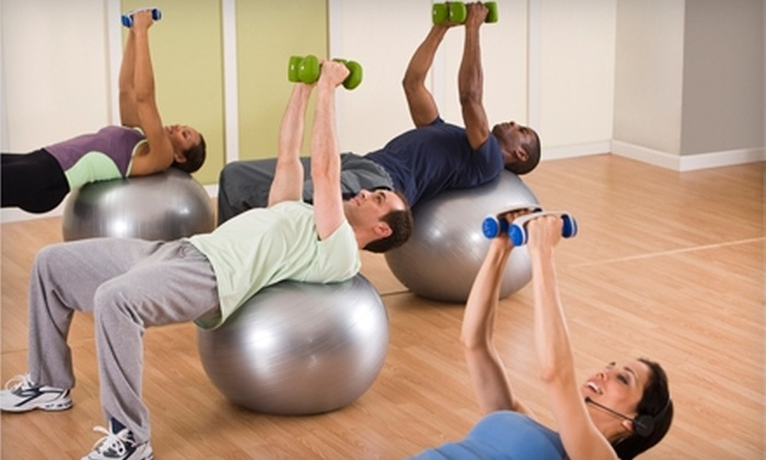 Drew LeBlanc's Elite Fitness - Jenkins Subdiv., Pinecroft Subdiv.: $10 for a One-Month Pass to Group Fitness Classes at Drew LeBlanc's Elite Fitness ($35 Value)