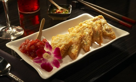 $40 Groupon to A Taste of Sensu  - A Taste of Sensu in Carmel