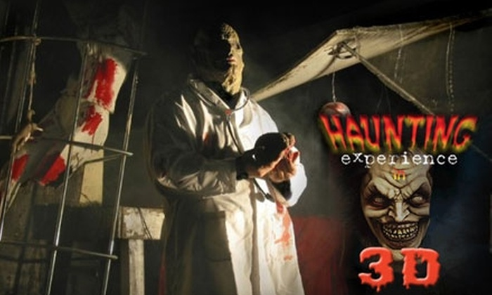 Zywiec's Landscape and Garden Center's Haunting Experience 3D - Cottage Grove: $8 Admission to Zywiec's Landscape and Garden Center's Haunting Experience 3D ($18 Value)