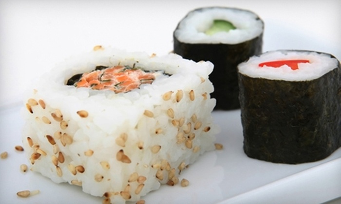 Maru Maki - Downtown Long Beach: $15 for $30 Worth of Sushi and Japanese Cuisine at Maru Maki in Long Beach (or $15 for $35 Monday Through Wednesday)