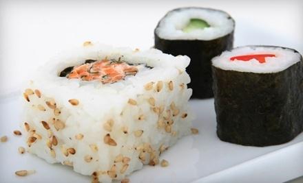 $30 Groupon to Maru Maki ( Worth $35 if redeemed Monday-Wednesday) - Maru Maki in Long Beach