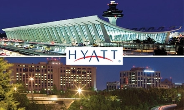 Hyatt Dulles - Hunter Mill: $18 for Up to 14 Days of Parking Plus Shuttle Service to and from Dulles International Airport at Hyatt Dulles (Up to $140 Value)