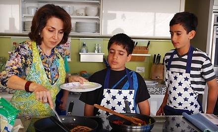 Harvard Cookin' Girl: Weeklong Kid's Summer Cooking Camp Starting June 13 - Harvard Cookin' Girl in La Jolla
