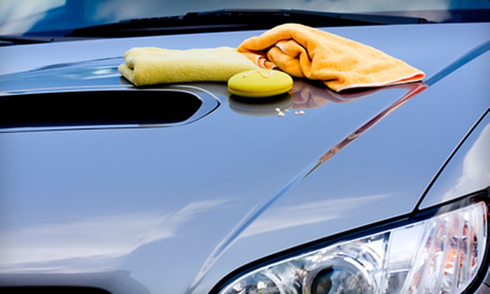 Royale Auto Detailing - City View: Mobile Full Auto Detailing on a Car, Small SUV, or Large SUV or Van (Up to 55% Off)