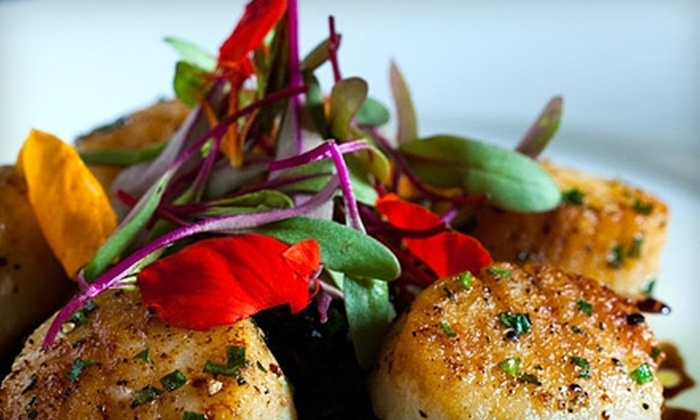 Alchemy Cafe and Bistro - Gloucester: $15 for $30 Worth of Contemporary American Cuisine at Alchemy Cafe and Bistro in Gloucester
