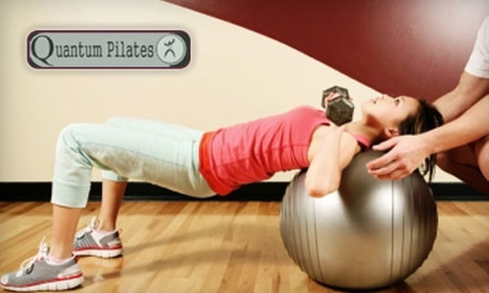 Quantum Pilates - Dupont Circle: $45 for Five Pilates Mat Classes at Quantum Pilates ($100 Value)