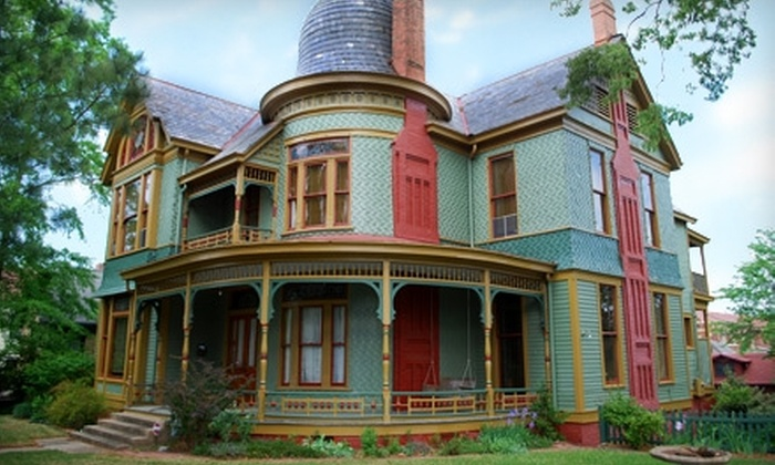 Quapaw Quarter Association - Downtown: $18 for Two Tickets for the Quapaw Quarter Association's Spring Tour of Historic Homes ($40 Value)