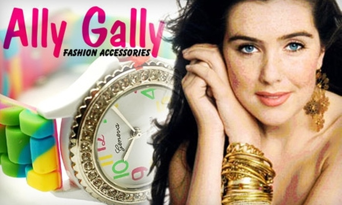 Ally Gally - Tulsa: $10 for $20 for Accessories at Ally Gally at Tulsa Promenade Mall