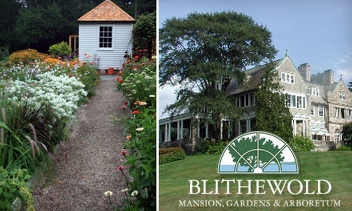 5 Admission To Gardens And Arboretum Blithewold Mansion Garden And Arboretum Groupon