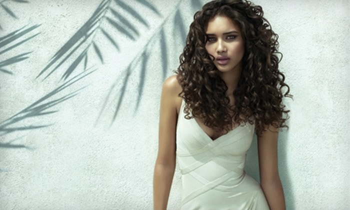 Aveda Institute Vancouver - Downtown Vancouver: $25 for $50 Worth of Hair Services at Aveda Institute Vancouver