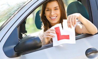 image for Access School of Motoring: Three Beginner (€29) or Pre-Test  (€34) EDT Lessons