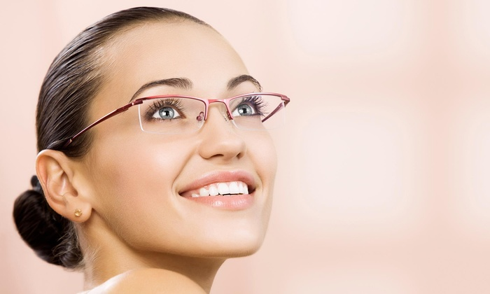 Luxe Optical - Luxe Optical: $23 for $150 Off a Complete Pair of Eyeglasses — Luxe Optical