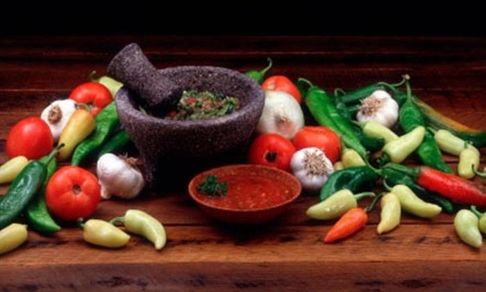 Ben Villar's Mexican Restaurant - East Mount Vernon: $8 for $16 Worth of Mexican Cuisine at Ben Villar's Mexican Restaurant