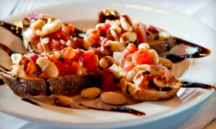 Portalli's - Ellicott City: $19 for $40 Worth of Fine Italian Cuisine at Portalli's