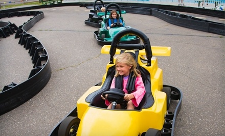 $30 Groupon to Checkered Flag Raceway - Checkered Flag Raceway in Berlin