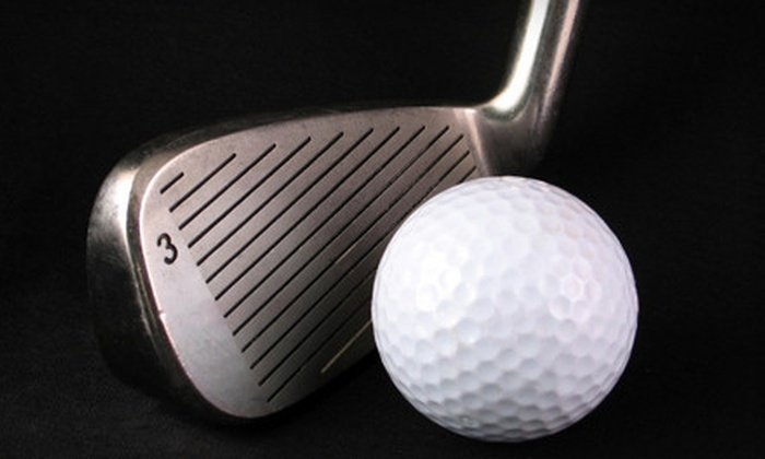 Bob O'Connor Golf Course at Schenley Park - Squirrel Hill North: Two or Four Hours in Golf Simulator or Golf Outing for Four at Bob O'Connor Golf Course at Schenley Park (Up to 64% Off)