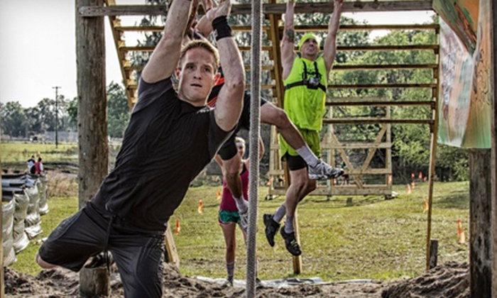 The Hog Wild Mud Run: $49 for One Entry to the Hog Wild Mud Run on September 7 ($100 Value)