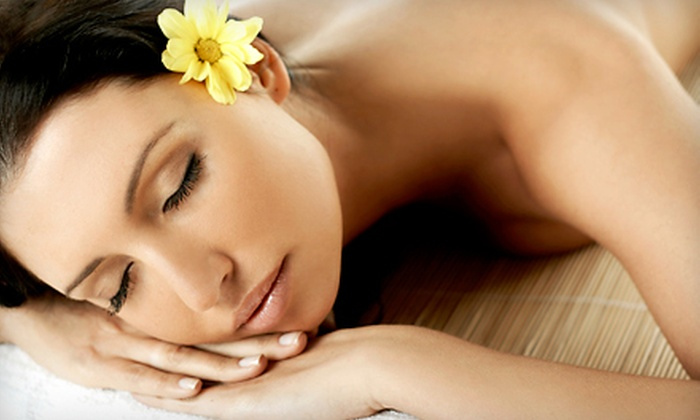 Exhale Day Spa - Northwest Virginia Beach: 60- or 90-Minute Swedish Massage and Salt-Glow Treatment at Exhale Day Spa in Virginia Beach (Up to 53% Off)