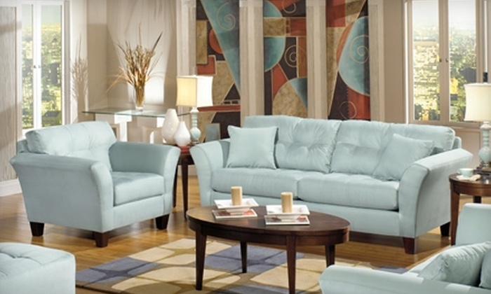 7 Day Furniture - Multiple Locations: $50 for $100 Worth of Furniture and Electronics at 7 Day Furniture