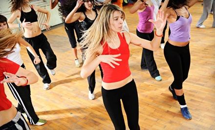 10 Mix-and-Match Zumba and Yoga Classes (up to a $120 value) - A-1 Fitness Center in Orange