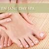 61% Off Mani-Pedi at Queen Jane Day Spa