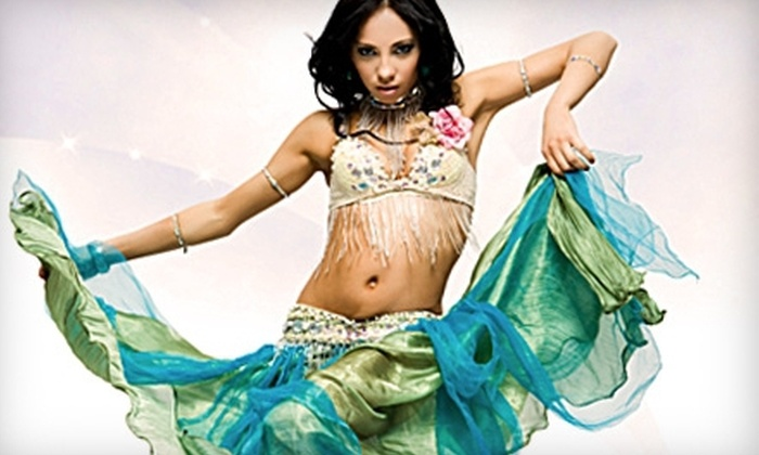 Shimmy Shimmy Dance Studio Inc. - Medford: 10-Class Pass, 4 Beginner's Classes, or Party for Up to 10 at Shimmy Shimmy Dance Studio Inc. in Medford (Up to 67% Off)