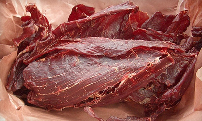 David's Homemade Beef Jerky: One, Three, or Five Pounds of Beef Jerky from David's Homemade Beef Jerky (Up to 55% Off)