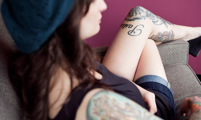 Coastal Medical of East Greenwich - East Greenwich: Three Laser Tattoo-Removal Treatments at Coastal Medical of East Greenwich (Up to 68% Off). Three Options Available.