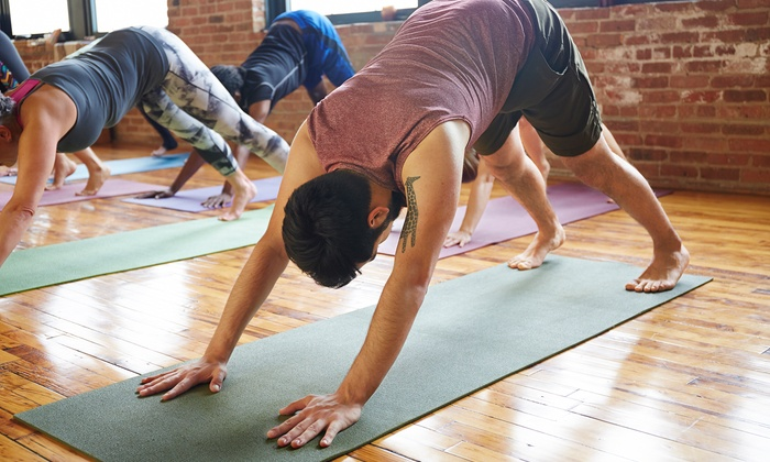 Up to 62% Off at Hot Spot Power Yoga