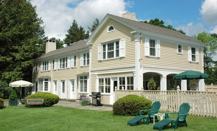 1- or 2-Night Stay at Devonfield Inn in Lee, MA