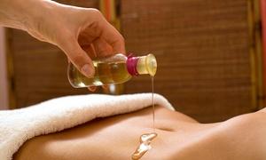 Institut Annabelle: Beauty Package relaxant(Massage relaxant aux huiles/ soin visage désincrustant) dès 19,99 €