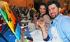 Paint Social Art, LLC: Two Hour Guided Painting Event From Paint Social Art (Up to 46% Off)