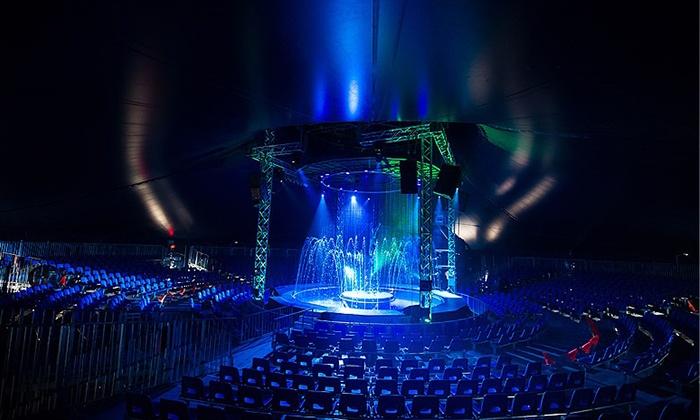 Cirque Italia - Wickham Park: Cirque Italia for One Child or Adult on January 7–10