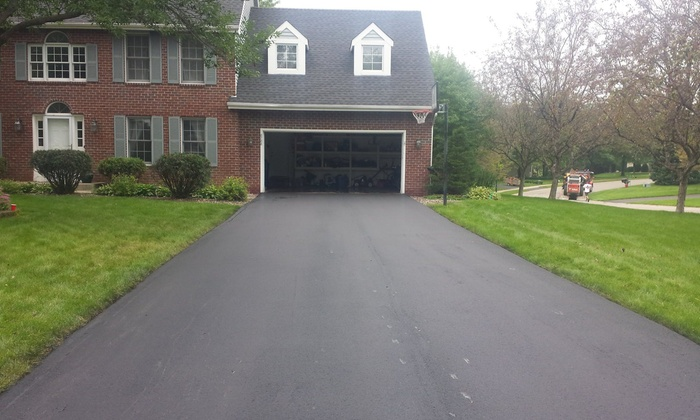 Expert Asphalt Inc. - Minneapolis / St Paul: $50 for $250 Worth of Driveway Paving — Expert Asphalt Inc